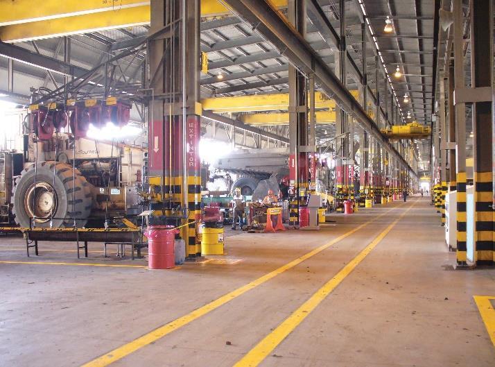 Tecin Mineria Empresa Minera Servicios de Gestion de Activos Mineros