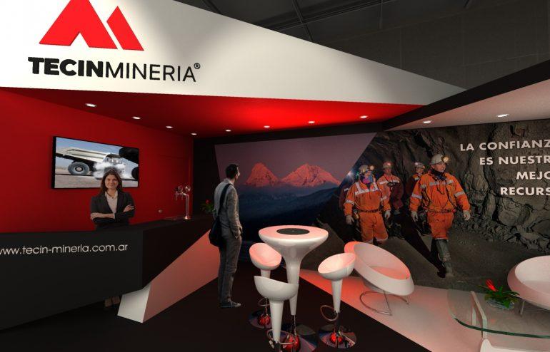 TECIN MINERIA arminera 2019 aog expo minera argentina