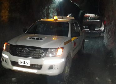 Tecin Mineria servicios mineros argentina