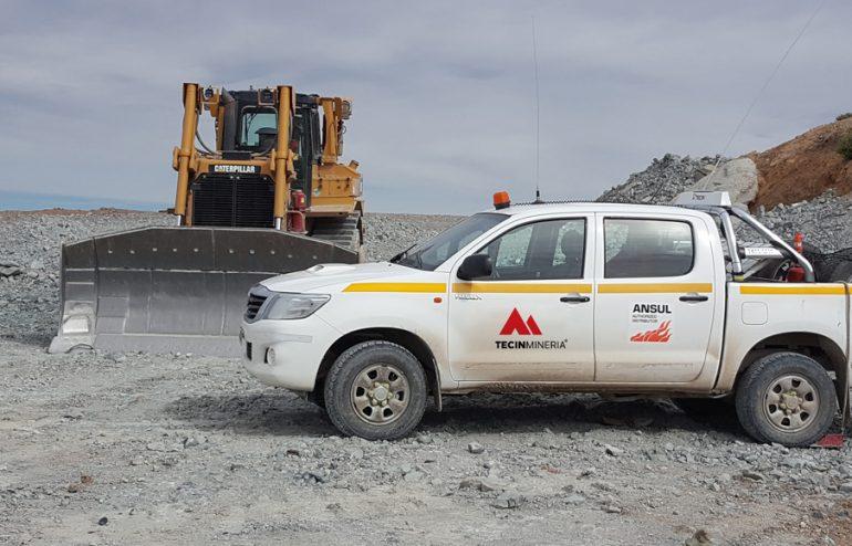 Tecin Mineria Empresa Minera Servicios Yacimientos Mineros