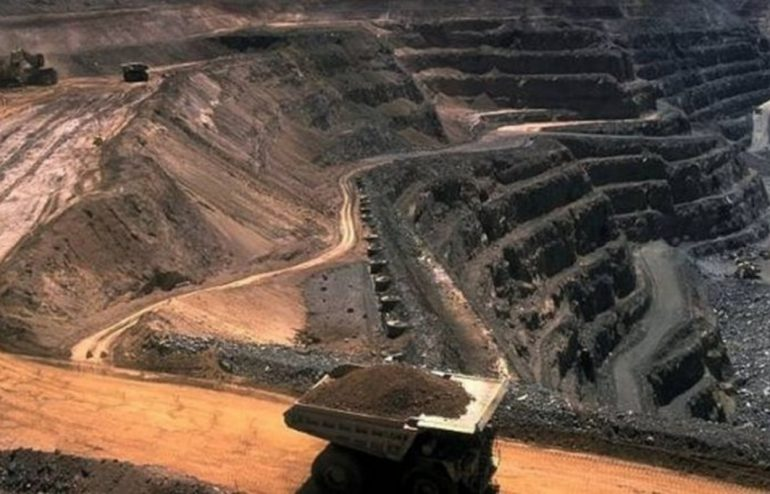 Tecin Mineria Chubut yacimientos mineros