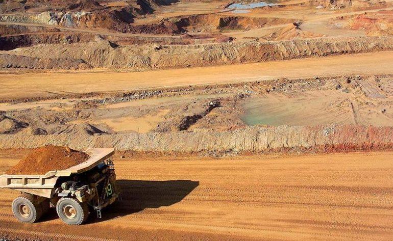 Tecin Mineria Empresa Minera Servicios Mineros Mineria Mendoza