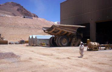 Mina Veladero San Juan Argentina Tecin Minería